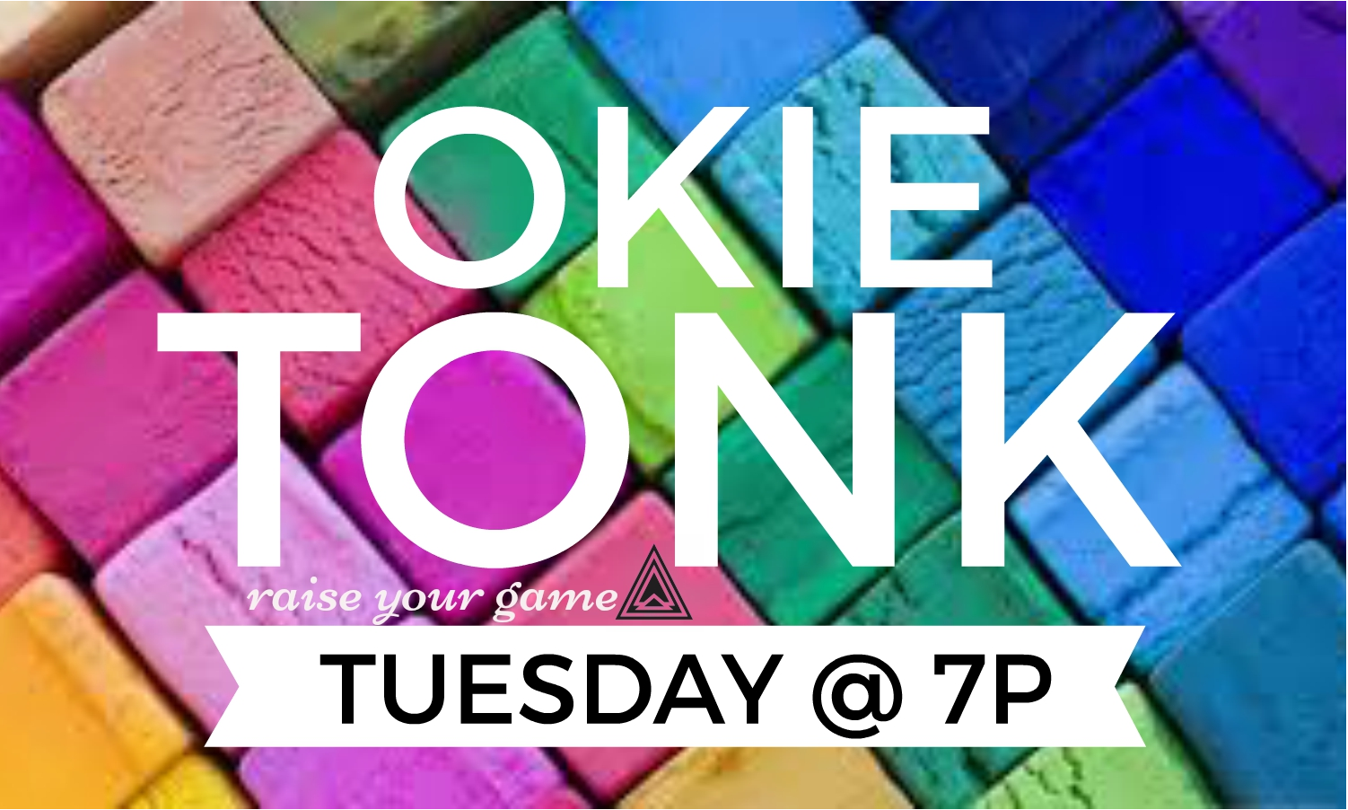 Okie Tonk Cafe. Moore, OK. Tuesdays @ 7 PM.